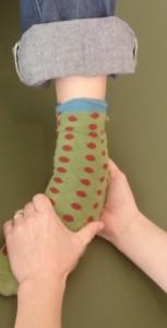 green-socks
